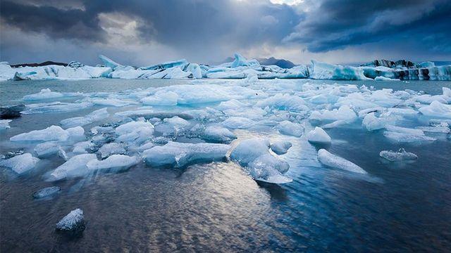 Glaces antarctiques [GIEC]