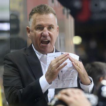 National League: l'entraîneur du CP Berne, Don Nachbaur, démissionne