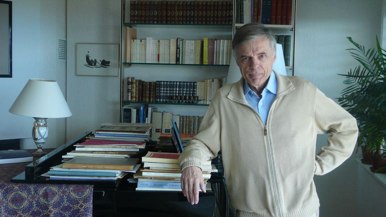 Etienne Barilier. [DR]
