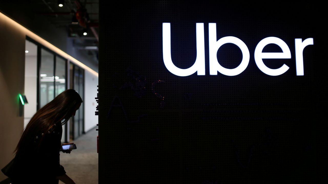 Uber perd son recours à Genève. [Luisa Gonzalez - Reuters]