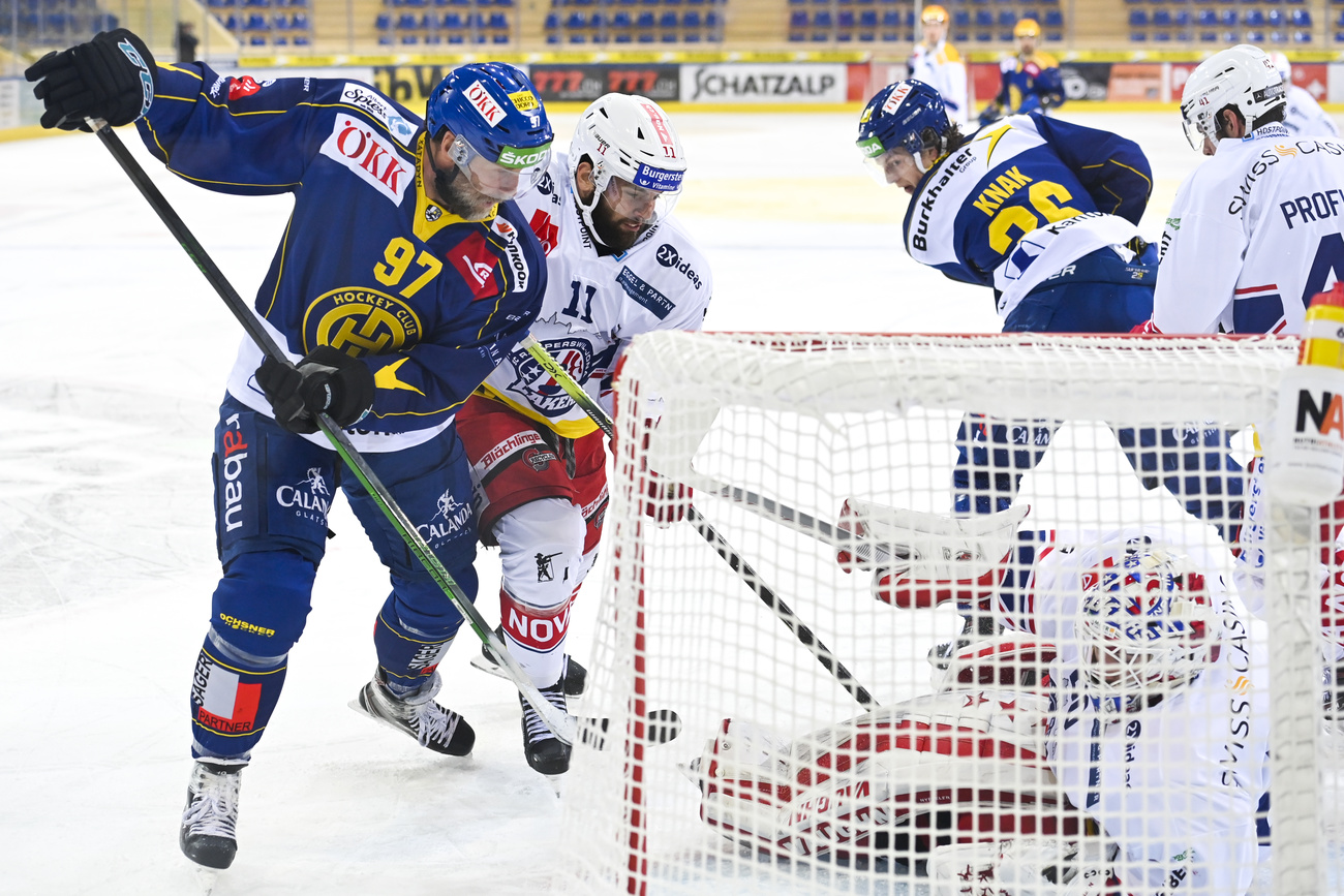 National League: Davos domine Rapperswil