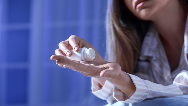 En Suisse, la mélatonine est disponible sous ordonnance médicale. [serezniy - Depositphotos]