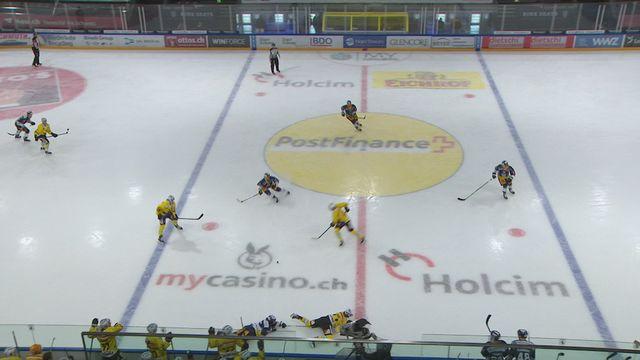 Hockey: résumé de Zoug-Berne [RTS]