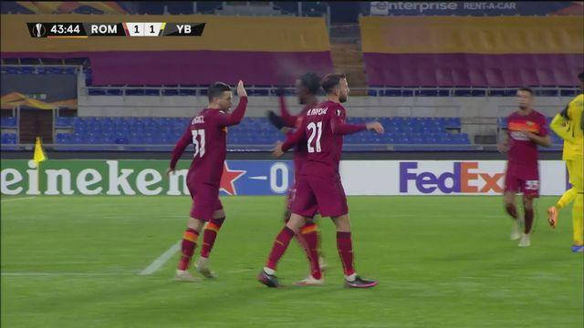 Foot, Europa League: AS Rome - YB 3-1 [RTS]