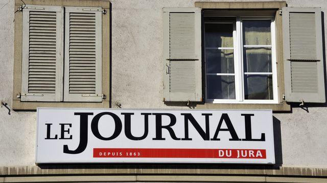 Le groupe de médias biennois, éditeur du Journal du Jura, est racheté par le haut-valaisan Mengis. [Georgios Kefalas - KEYSTONE]