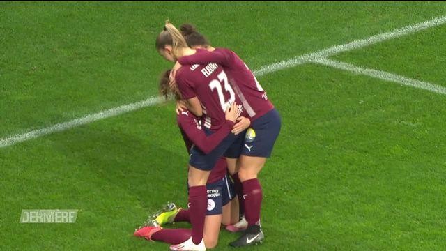Women's Super League, 12e journée: Servette Chênois - Zurich (2-0) [RTS]