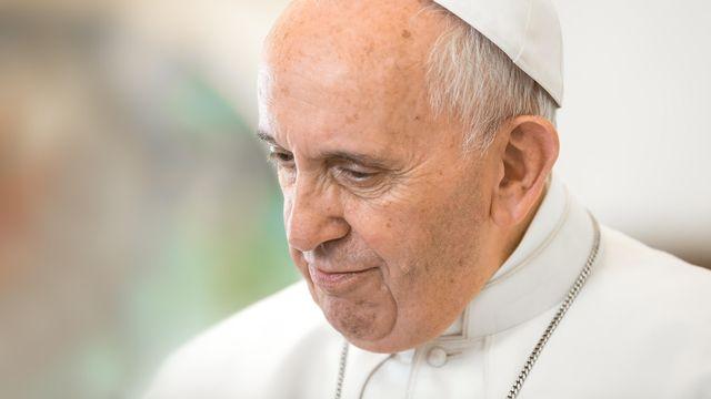 pape François [palinchak - Depositphotos]