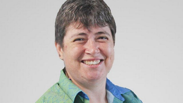 Hélène Jacot Des Combes. [University of South Pacific]
