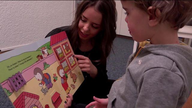 Les familles face à l'autisme [RTS]