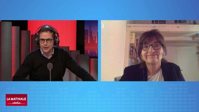 L'invitée de La Matinale (vidéo) - Fulvia Rota, présidente de la société suisse de psychiatrie et psychothérapie [RTS]