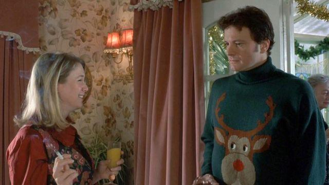 """Renée Zellweger et Colin Firth dans """"Bridget Jones"""" en 2001. [AFP]"""