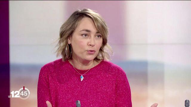 Carolina Costa, pasteure, commente l'impact de la crise sanitaire sur la santé spirituelle [RTS]