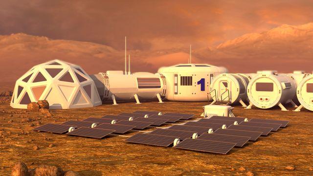 S'installer sur une autre planète est un vieux rêve de l'humanité. lookaround Depositphotos [lookaround - Depositphotos]