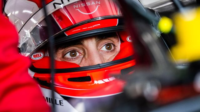 Sébastien Buemi a disputé 55 GP de Formule 1 dans sa carrière. [Germain Hazard - AFP]