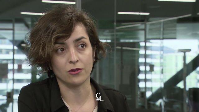 Adiba Qasim, une rescapée du génocide des Yézidis [RTS]