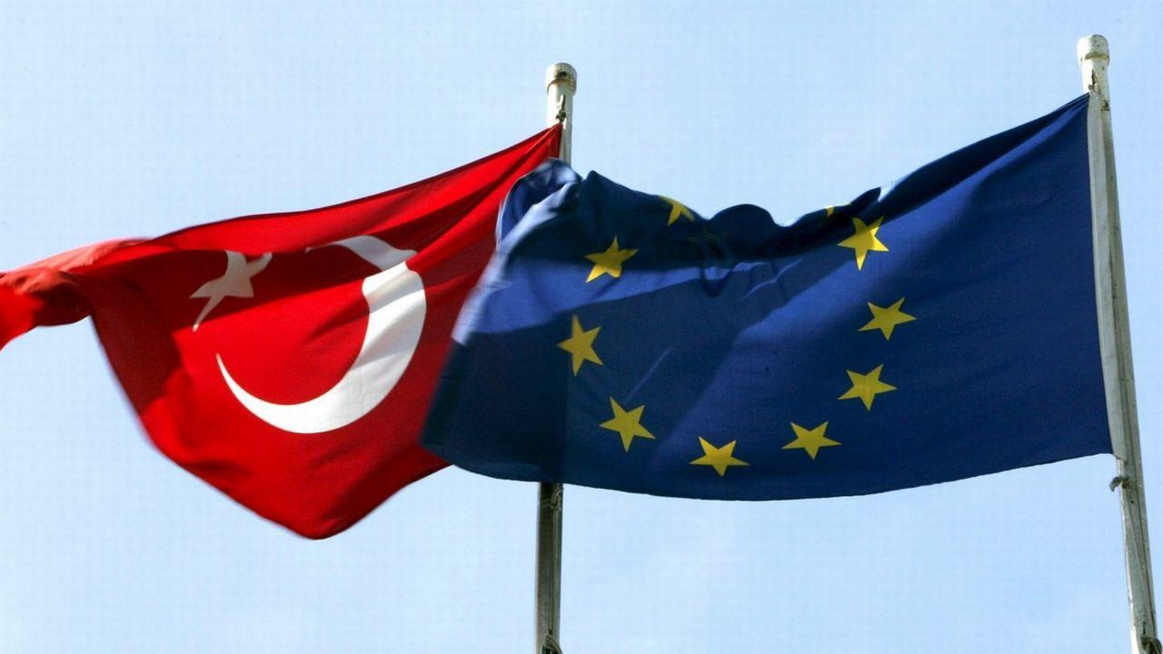 L'Union européenne sanctionne la Turquie. [Matthias Schrader - EPA]
