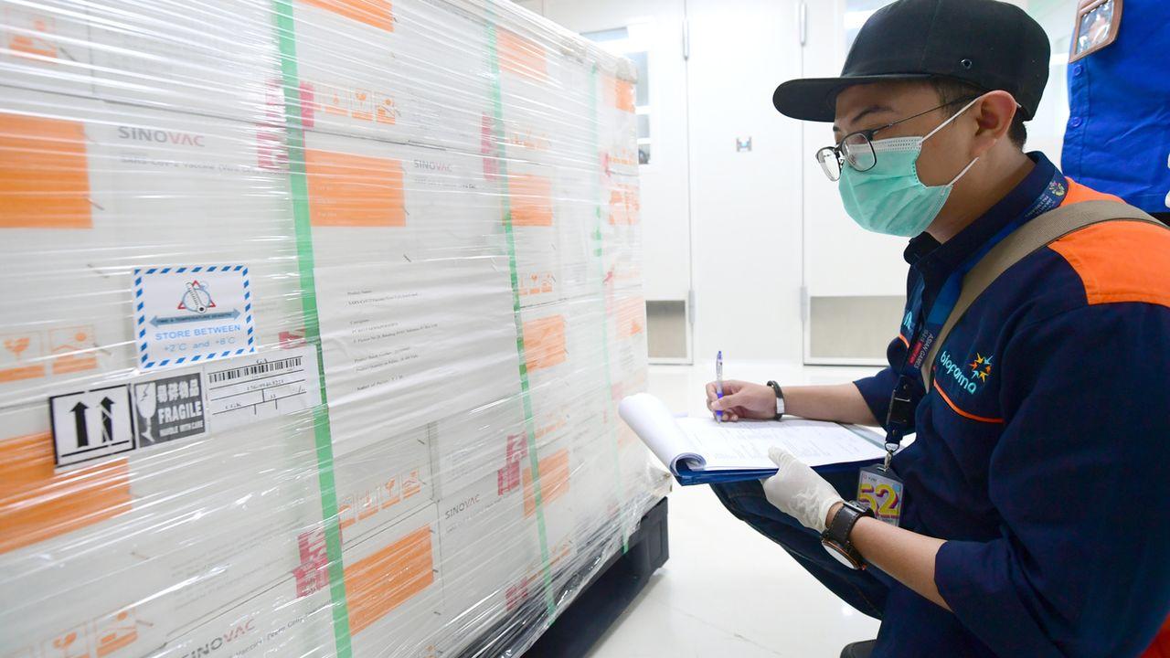 La Chine s'apprête à inonder l'Asie du Sud-Est de ses vaccins. [Keystone/AP]