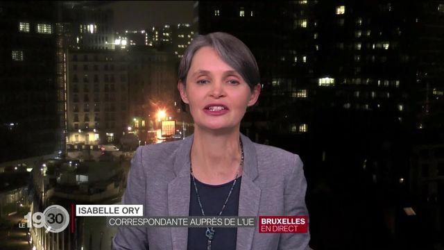 Les précisions d'Isabelle Ory, journaliste à la RTS. [RTS]