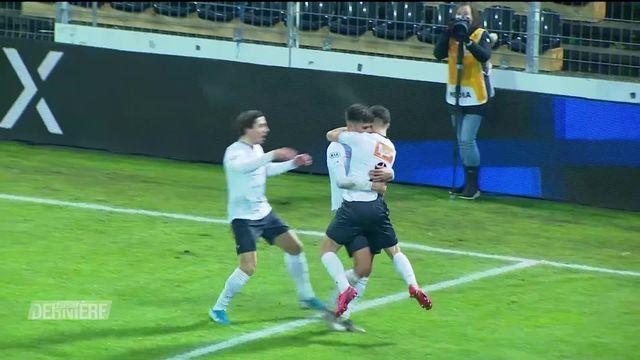 Challenge League, 13e journée: Aarau - Stade Lausanne Ouchy (3-3) [RTS]