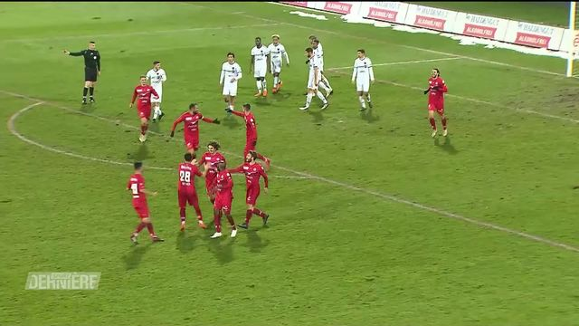 Challenge League, 13e journée: Winterthour - Neuchâtel Xamax (4-0) [RTS]