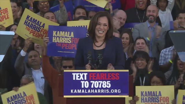 Kamala Harris : une ascension californienne [RTS]