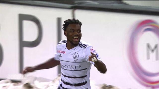 Super League, 11e journée: Vaduz - Bale (0-2) [RTS]