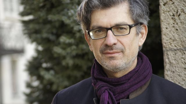 Fabrice Hadjadj, écrivain et philosophe. [Christine Mo Costabella - RTSreligion]