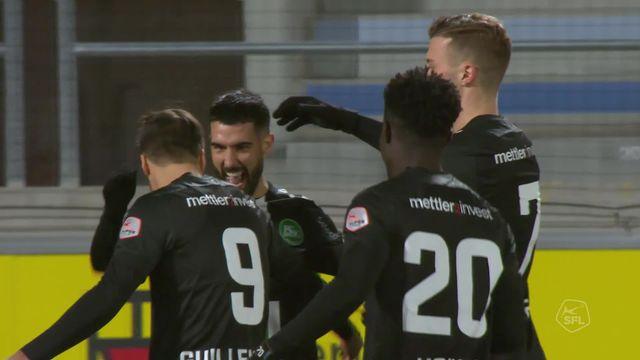 11e journée, Lausanne-Sport - St-Gall (0-1): les Vaudois s'inclinent pour la deuxième fois en trois matchs dans leur nouveau stade [RTS]