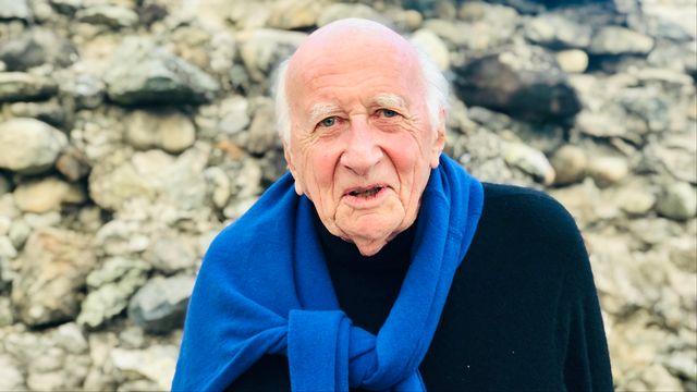 """Yves Oltramare: """"J'ai commencé à être vraiment moi-même à 80 ans"""" [Karine Vasarino - RTS]"""