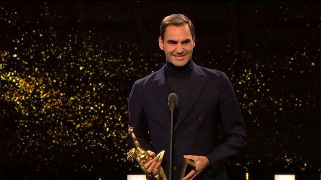 Sports Awards: Roger Federer récompensé chez messieurs [RTS]