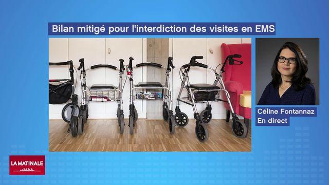 Le confinement a été catastrophique pour la santé des personnes âgées en EMS (vidéo) [RTS]