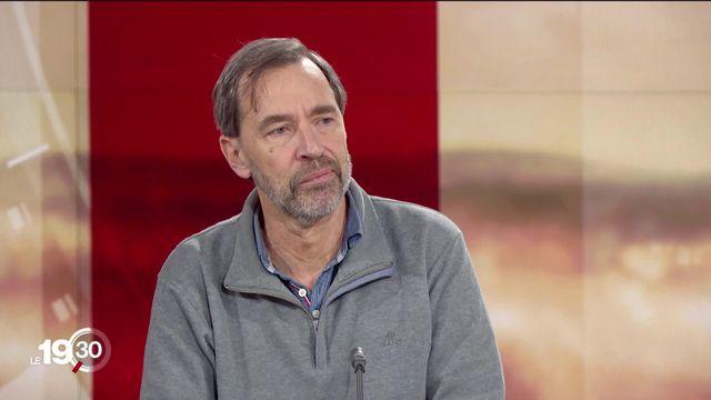"""Jean-Paul Humair """"On devient malheureusement le dernier de classe pour la prévention contre le tabagisme en Europe"""" [RTS]"""