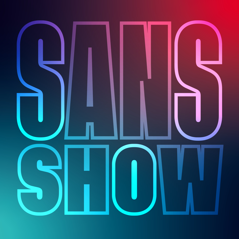 Logo podcast - Sans Show [RTS]
