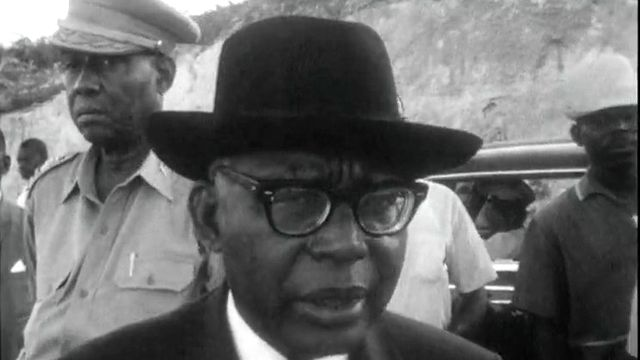 François Duvalier [RTS]