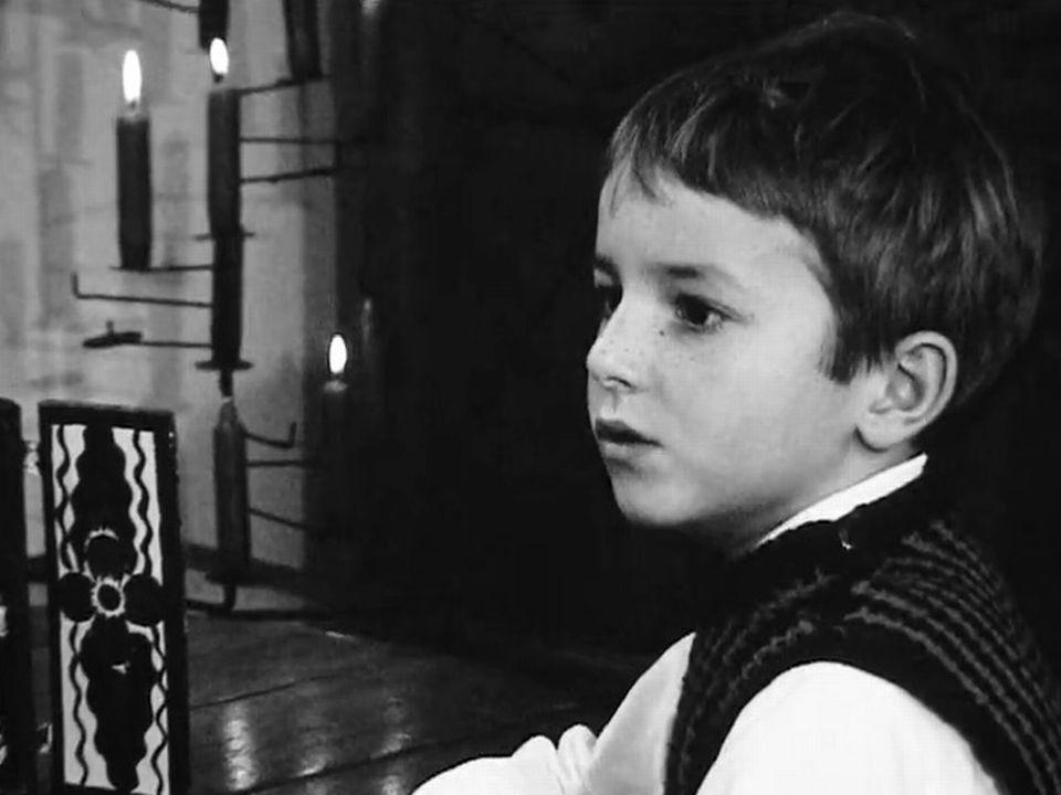 Qui est ce garçon qui a un avis sur tous les mystères de Noël ? [RTS]
