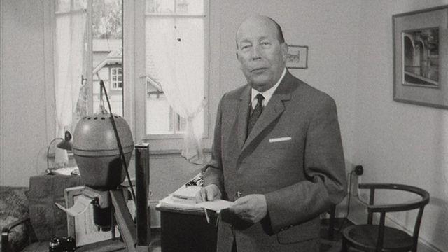 Otto Pünter, alias Pakbo [RTS]