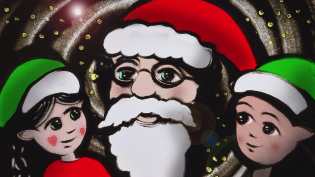 Où est passé le Père Noël ? Une histoire de Millie D. [RTS]
