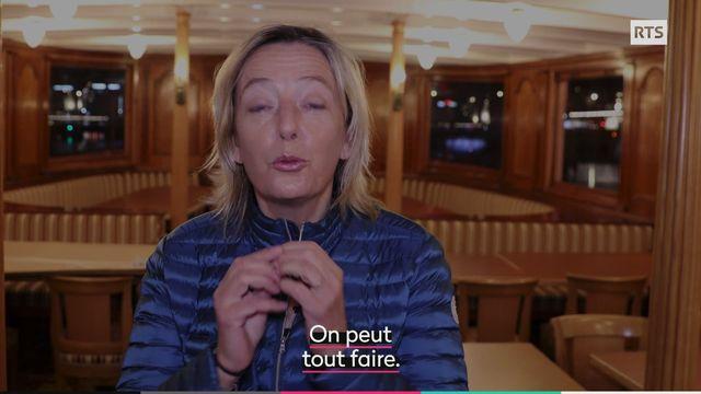 Mes yeux d'enfant : Brigitte Rosset [RTS]