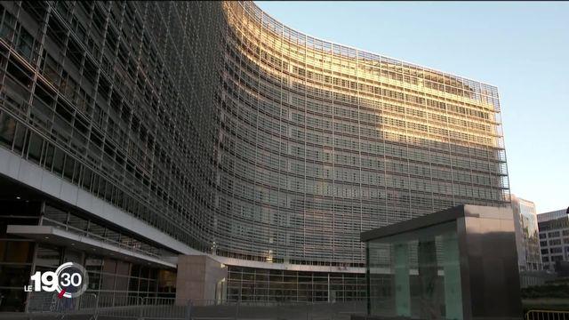 L'Union européenne engage une bataille sans précédent contre les géants de l'internet. [RTS]