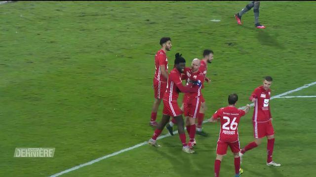 Challenge League, 14e journée: Lausanne Stade Ouchy - Winterthour (1-1) [RTS]