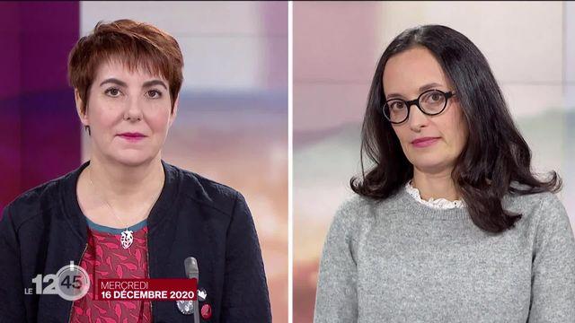 """Le rendez-vous cinéma avec Raphaële Bouchet et Stéphanie Reinhard: """"Mank"""" et """"The Prom"""" sous la loupe des critiques [RTS]"""
