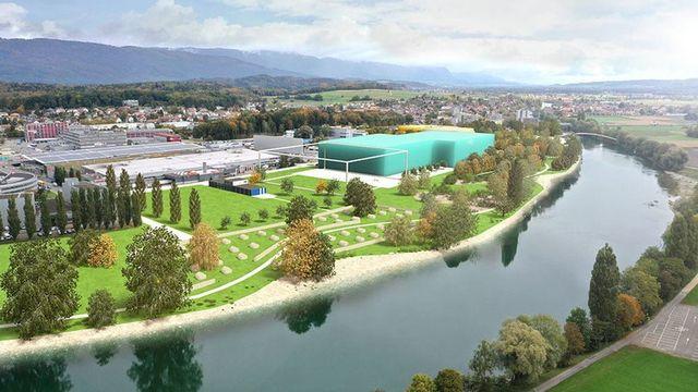 Un nouveau centre hospitalier devrait voir le jour près de Bienne. [Centre hospitalier biennois - DR]