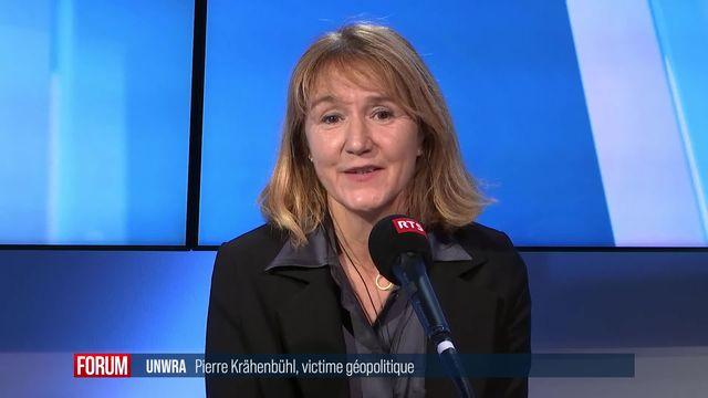 Pierre Krahenbühl a-t-il fait les frais de conflits géopolitiques? (vidéo) [RTS]