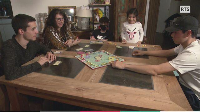 La Fondation As'trame offre son soutien aux familles [RTS]