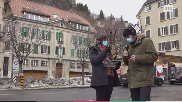 Générosité, joie et amour à Neuchâtel [RTS]