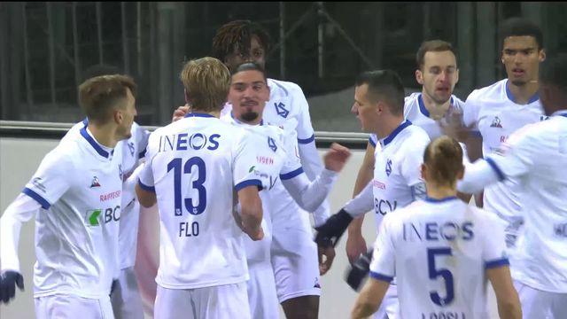 Super League, 12e journée: Vaduz - Lausanne-Sport (0-2) [RTS]