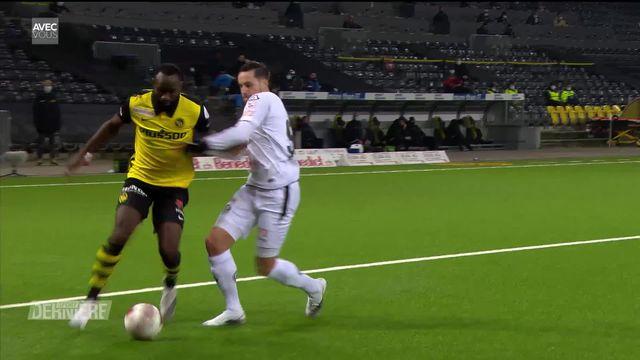 Super League, 13e journée: Young Boys - Lugano (2-2) [RTS]