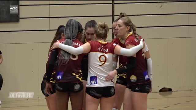 Volleyball, LNA: Genève volley - Valtra (3-1) [RTS]