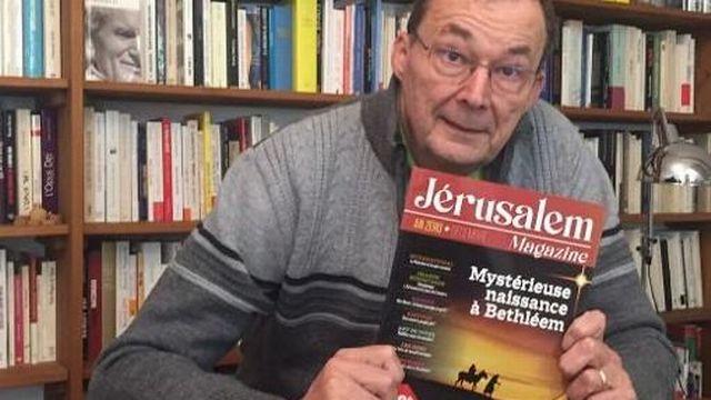 le journaliste Bernard Lecomte [LDD]