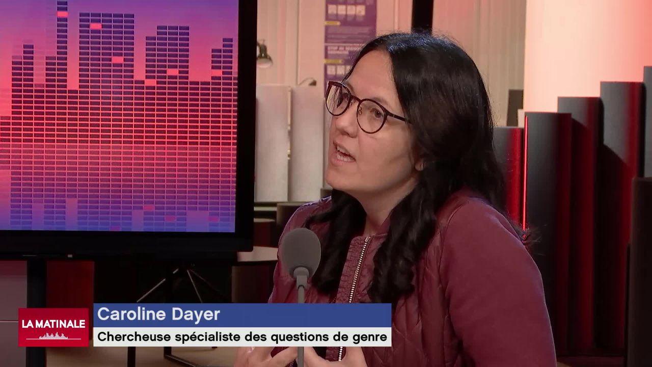 L'invitée de La Matinale (vidéo) - Caroline Dayer, chercheuse et docteure en études genres [RTS]